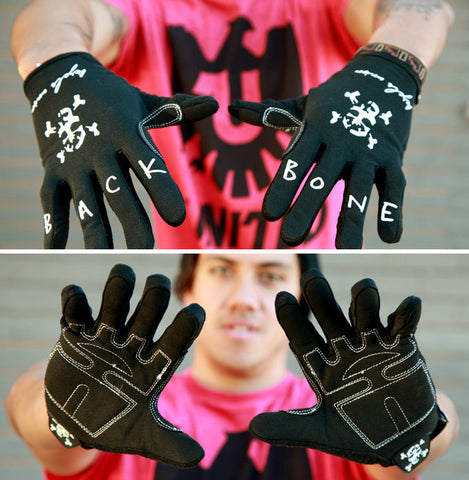Bicycle Union x Back Bone Gloves - Back Bone BMX Shop Australia