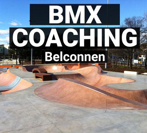 Freestyle BMX Coaching - Belconnen