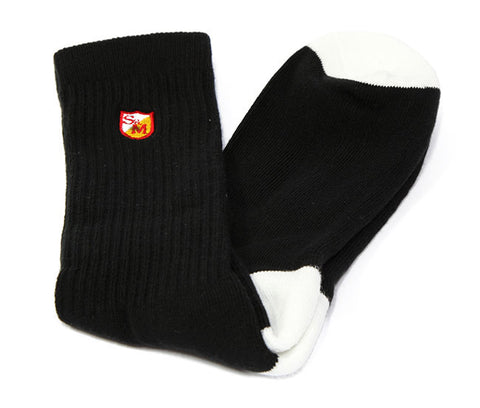 S&M Block Socks For Sale Back Bone BMX Australia