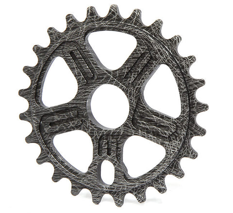 Colony Cadiz Sprocket - LE Scratch Black