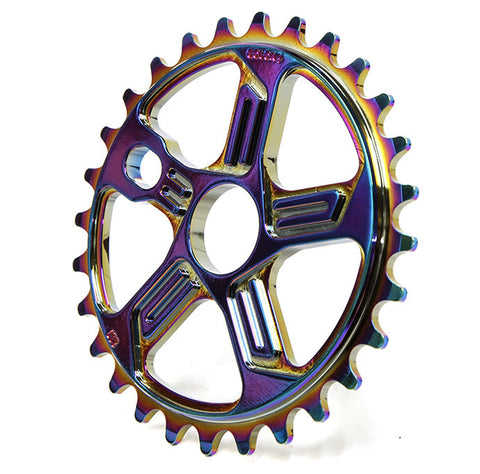 Colony Cadiz Sprocket - Rainbow - Back Bone BMX Shop Australia