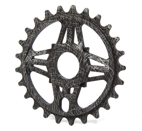Colony CC Sprocket - LE Scratch Black