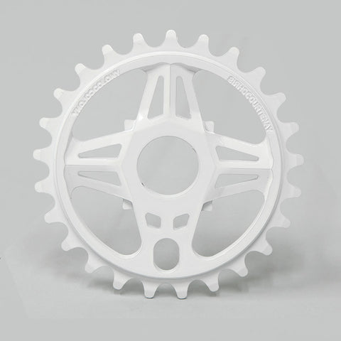 Colony CC Sprocket - LE White