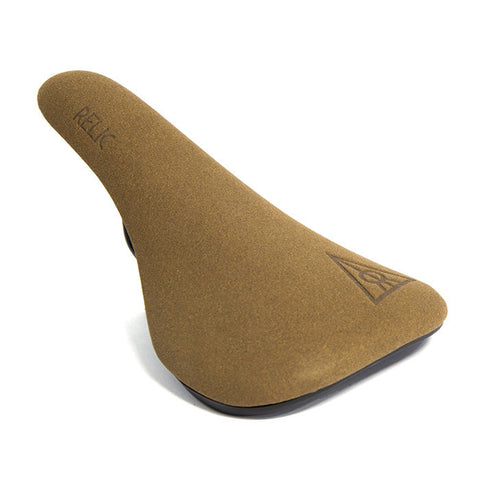 Relic Choice Railed Seat - Light Brown For Sale Back Bone BMX Australia