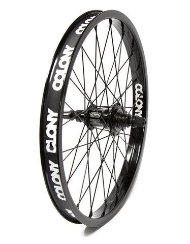 Colony Pintour Freecoaster Wheel - LHD Black/Black - Back Bone BMX Shop Australia