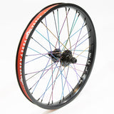 Colony Wasp Eclat Raven Custom Back Wheel - Back Bone BMX Shop Australia