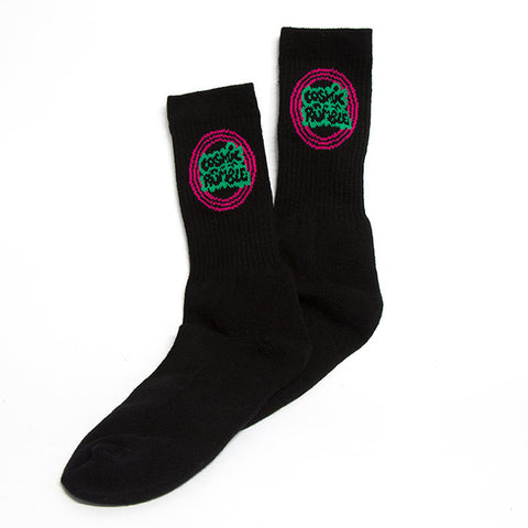 Cosmic Rumble Concentric Socks