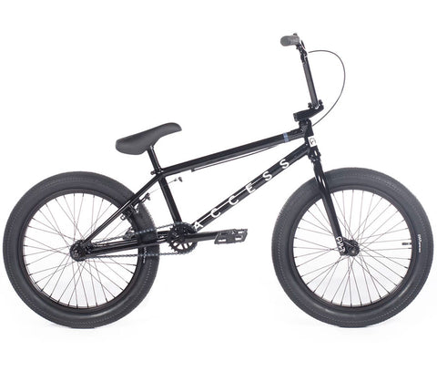 Cult Access BMX Bike (2020) - Black