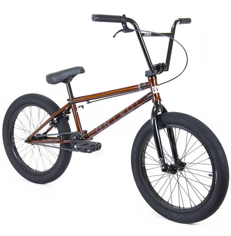 Cult Control BMX Bike (2020) - Trans Brown
