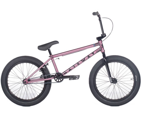 Cult Gateway BMX Bike (2020) - Trans Pink
