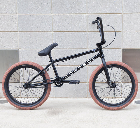 Cult Control BMX Bike (2019) - Black For Sale Back Bone BMX Australia