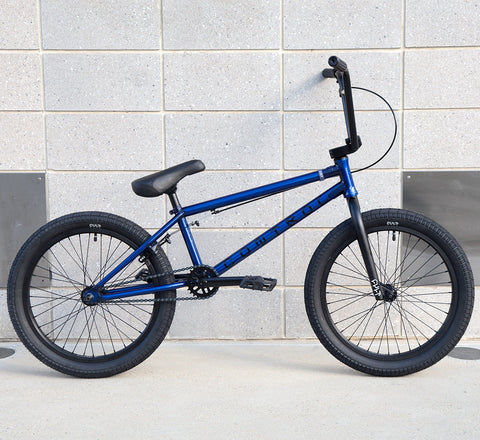 Cult Control BMX Bike (2019) - Trans Blue For Sale Back Bone BMX Australia