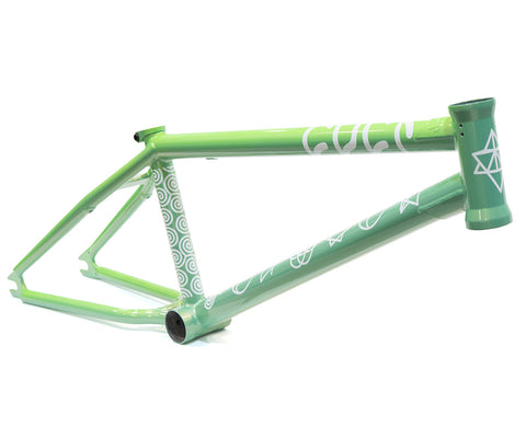 Cult Crew Frame (Alex Kennedy Colourway) For Sale Back Bone BMX Australia