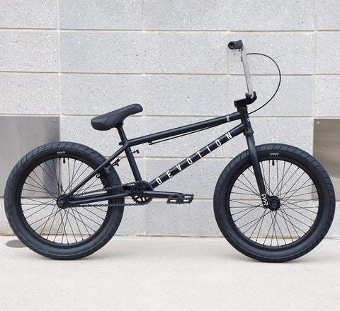 Cult Devotion BMX Bike (2019) - Black Patina For Sale Back Bone BMX Australia