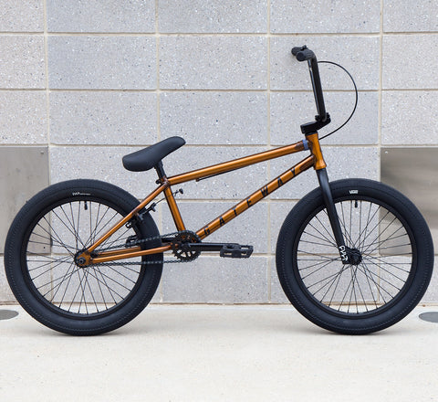 Cult Gateway BMX Bike (2019) - Trans Gold For Sale Back Bone BMX Australia