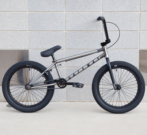 Cult Gateway BMX Bike (2019) - Raw For Sale Back Bone BMX Australia