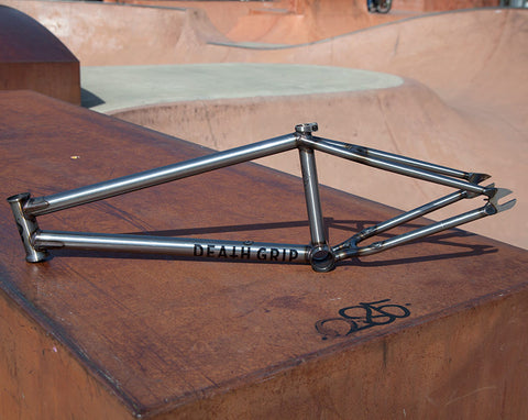 Mutiny Death Grip Frame - Dylan Lewis Signature