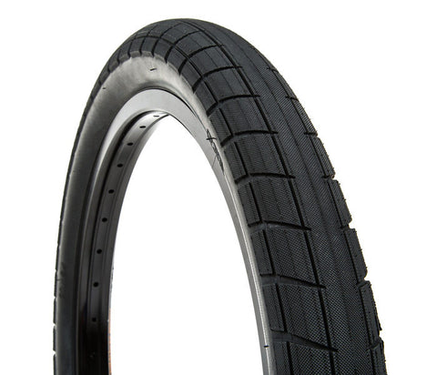 BSD Donnasqueak Tire - Black/Black - Back Bone BMX Shop Australia
