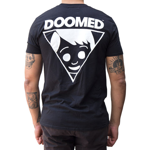 Doomed Lad T-Shirt For Sale Back Bone BMX Australia