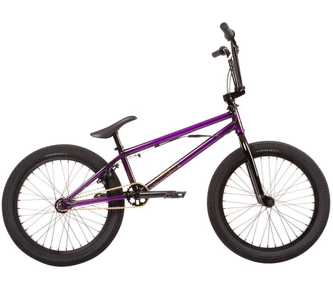 Fit PRK BMX Bike (2020) - Trans Purple