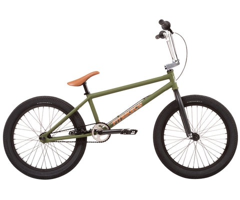 Fit TRL XL BMX Bike (2020) - Army Green