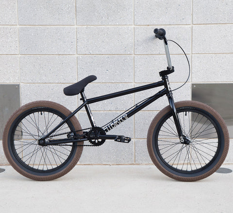 Fit TRL Harti BMX Bike (2019) - Trans Black For Sale Back Bone BMX Australia