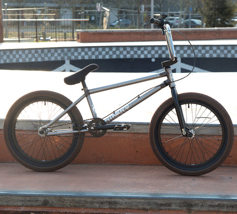 Fit TRL Harti BMX Bike (2019) - Matte Raw For Sale Back Bone BMX Australia