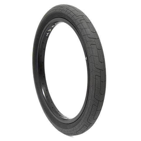 Colony Grip Lock Tire - Grey/Black - Back Bone BMX Shop Australia