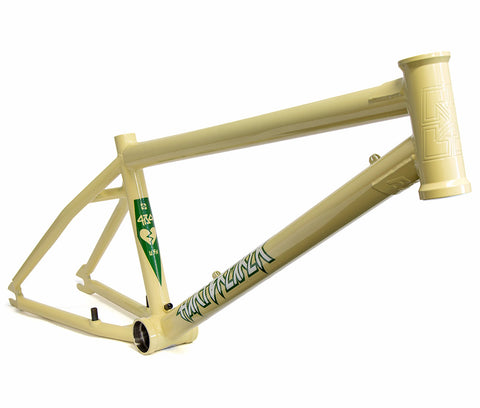 Fit Hartbreaker Frame - Beige Hornet (Chris Harti Signature) - Back Bone BMX Shop Australia