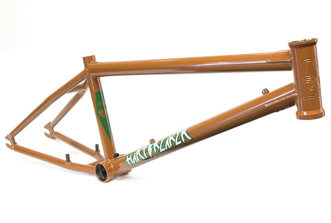 Fit Hartbreaker Frame - Clay Brown (Chris Harti Signature) For Sale Back Bone BMX Australia