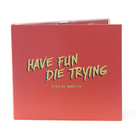 Have Fun, Die Trying DVD
