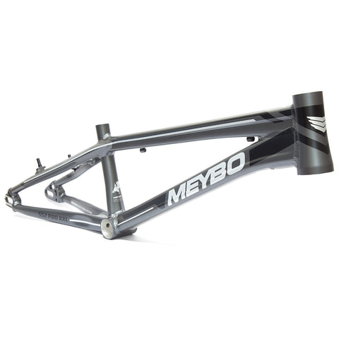 Meybo Holeshot 2018 Pro XXL Race Frame - Matte Grey For Sale Back Bone BMX Australia