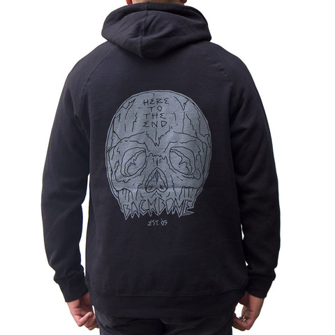 Back Bone BMX Ingrained Hoody