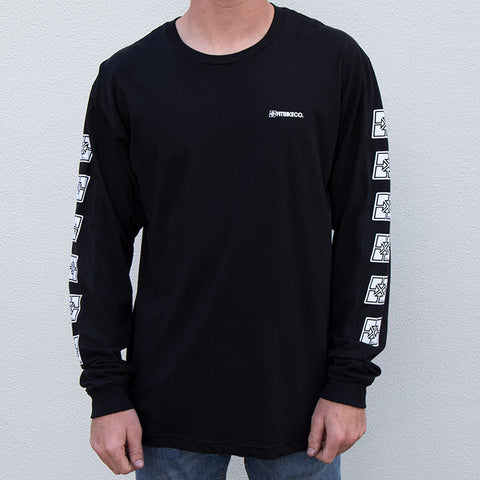 Fit Key Long Sleeve - Black