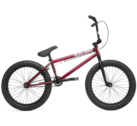 Kink Curb BMX Bike (2020) - Smoked Red
