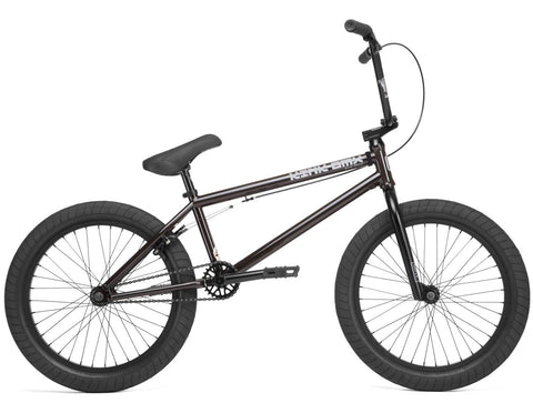 Kink Gap XL BMX Bike (2020) - Trans Black