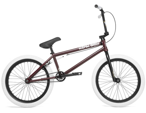 Kink Gap XL BMX Bike (2020) - Trans Maroon