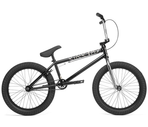 Kink Launch BMX Bike (2020) - Black