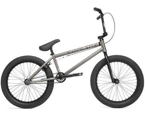 Kink Launch BMX Bike (2020) - Raw