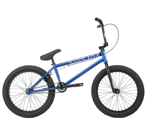 Kink Launch BMX Bike (2020) - Blue