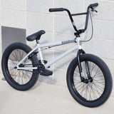 Kink Downside BMX Bike (2019) - Electric Silver For Sale Back Bone BMX Australia