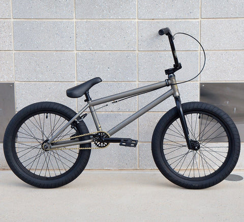Kink Launch BMX Bike (2019) - Gloss Raw Gold For Sale Back Bone BMX Australia