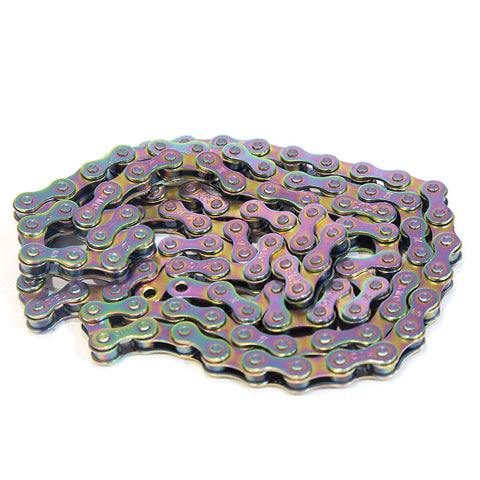 KMC oil slick bmx chain