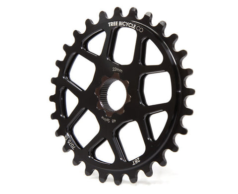 Tree Lite Sprocket - 22mm Spline Drive