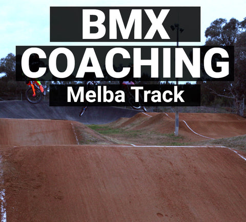 BMX Race Coaching - Melba BMX Track
