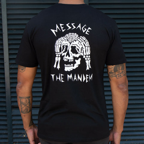 Fast & Loose Message The Mandem T-Shirt