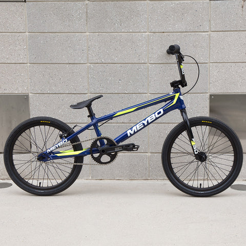 Meybo Clipper 2018 Pro XL Race BMX Bike - Blue
