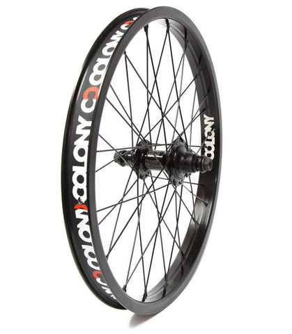 Colony Pintour Rear Wheel - Black - Back Bone BMX Shop Australia