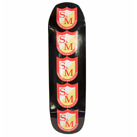 S&M Big Shield Pool Deck - Back Bone BMX Shop Australia
