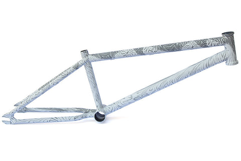 United x Bicycle Union Prime Mover Frame - Thomas Hooper Wrap